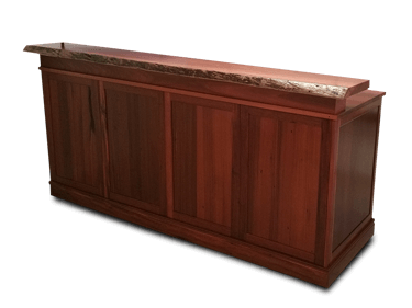Bar timber furniture