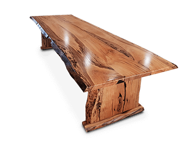 Live Edge timber furniture