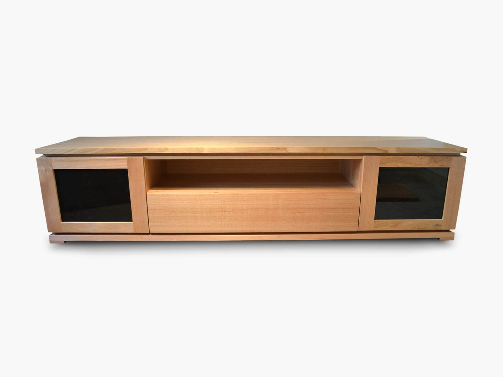 Como Tasmanian Oak TV Unit