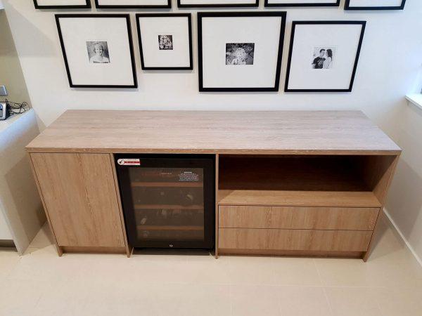 Applecross Bar - Timber Bar Furniture