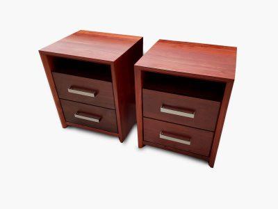 Timber Bedside Tables