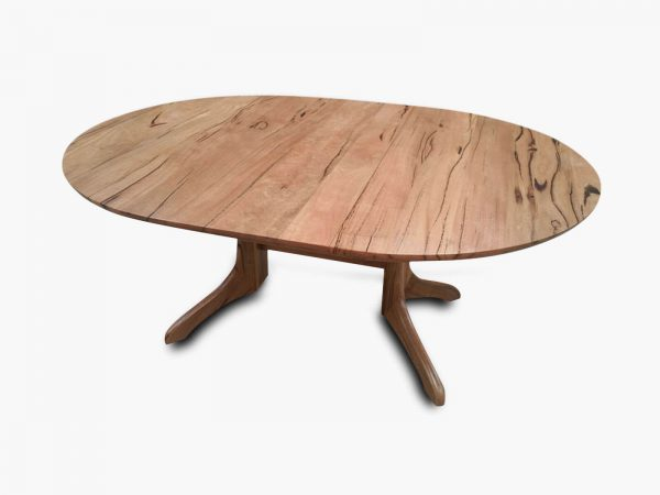 Florence Round Extension Marri Dining Table