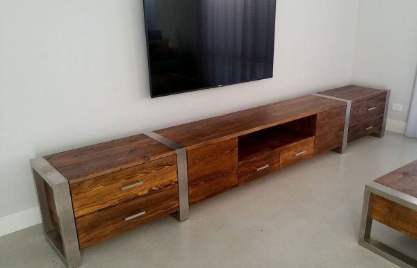 Landsdale TV unit - timber furniture