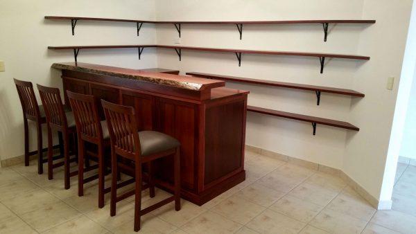 Mudjimba - Bar timber furniture