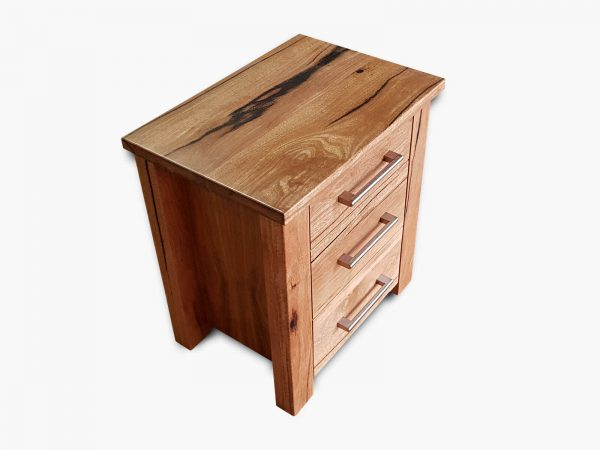 Parkerville 3 Drawer Bedsides Table
