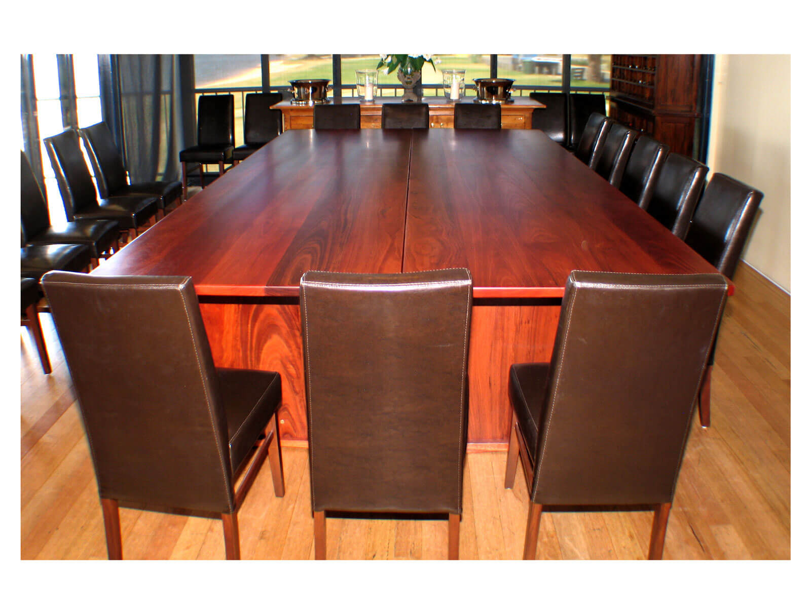 Prinston Boardroom Table