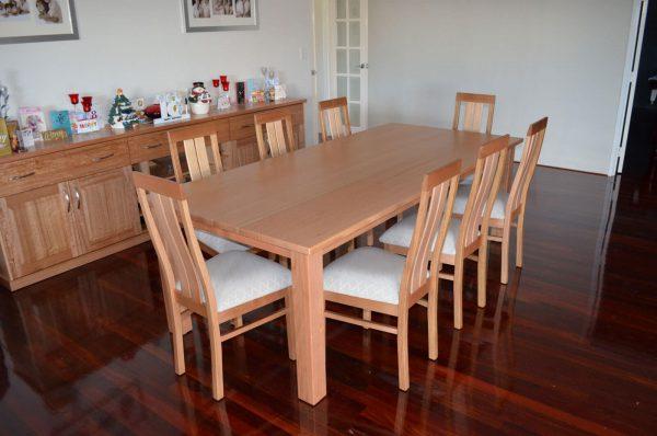 Stirling Oak Dining