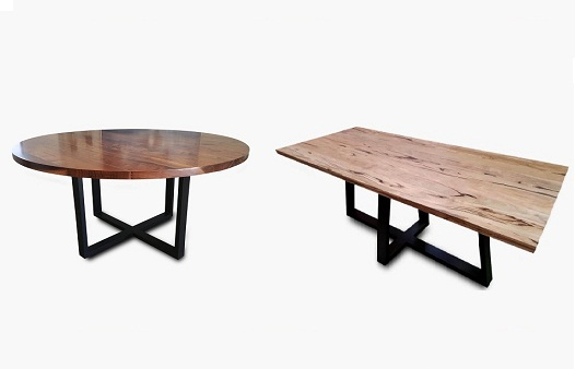 Rectangle vs Round Dining