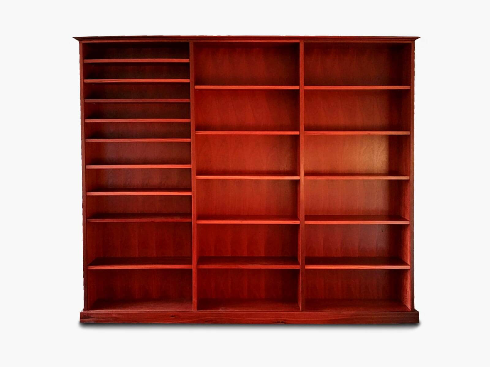 Guildford Large Jarrah Bookcase
