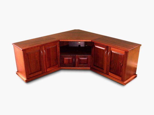 Karragullen-Corner-Jarrah-TV-Unit Timber Furniture