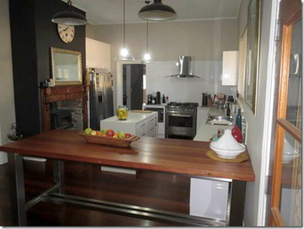 York-Jarrah-and-Stainless-Bar-Table 3 Timber Furniture