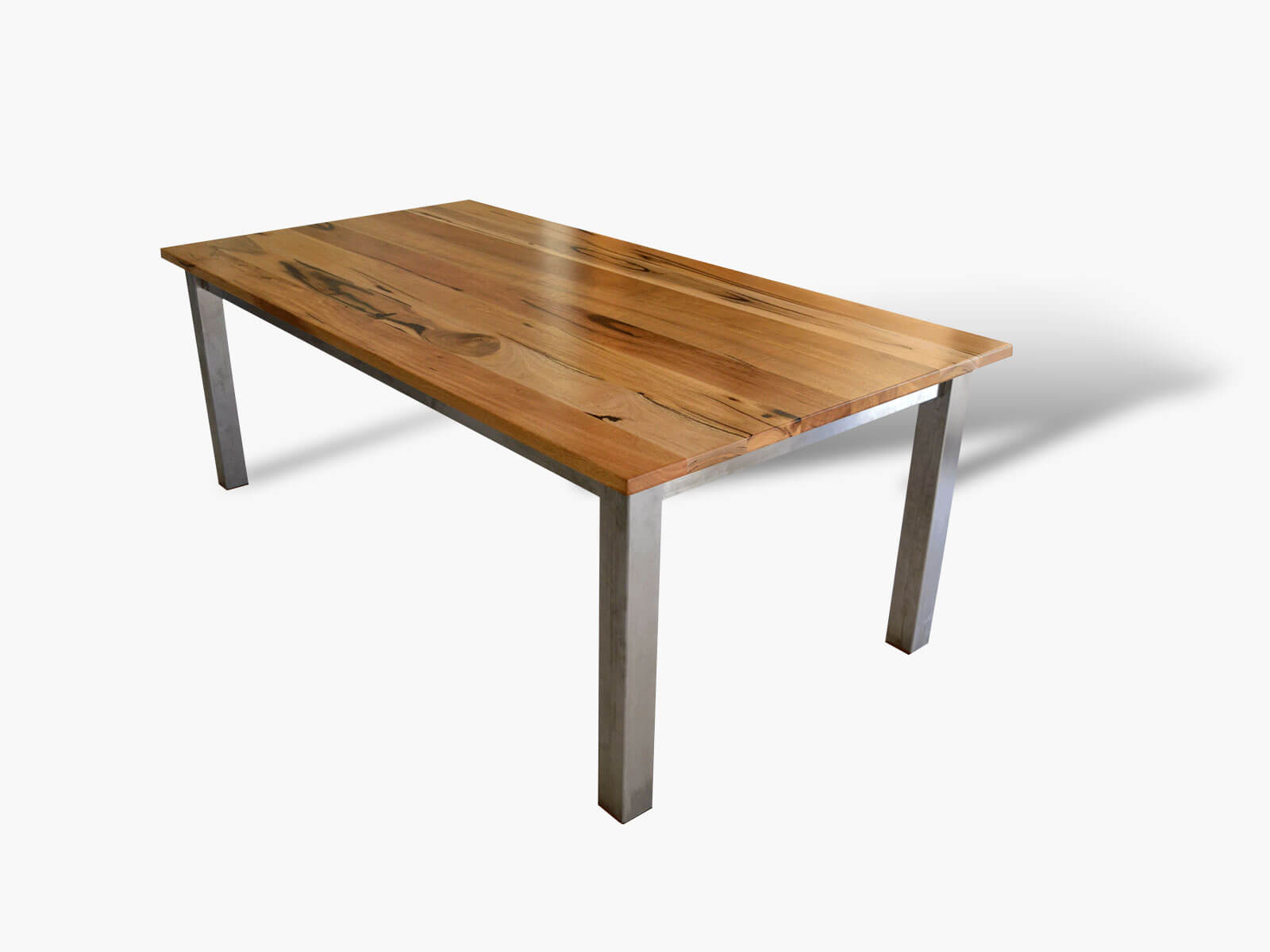 Augusta-Stainless-Dining Timber Furniture