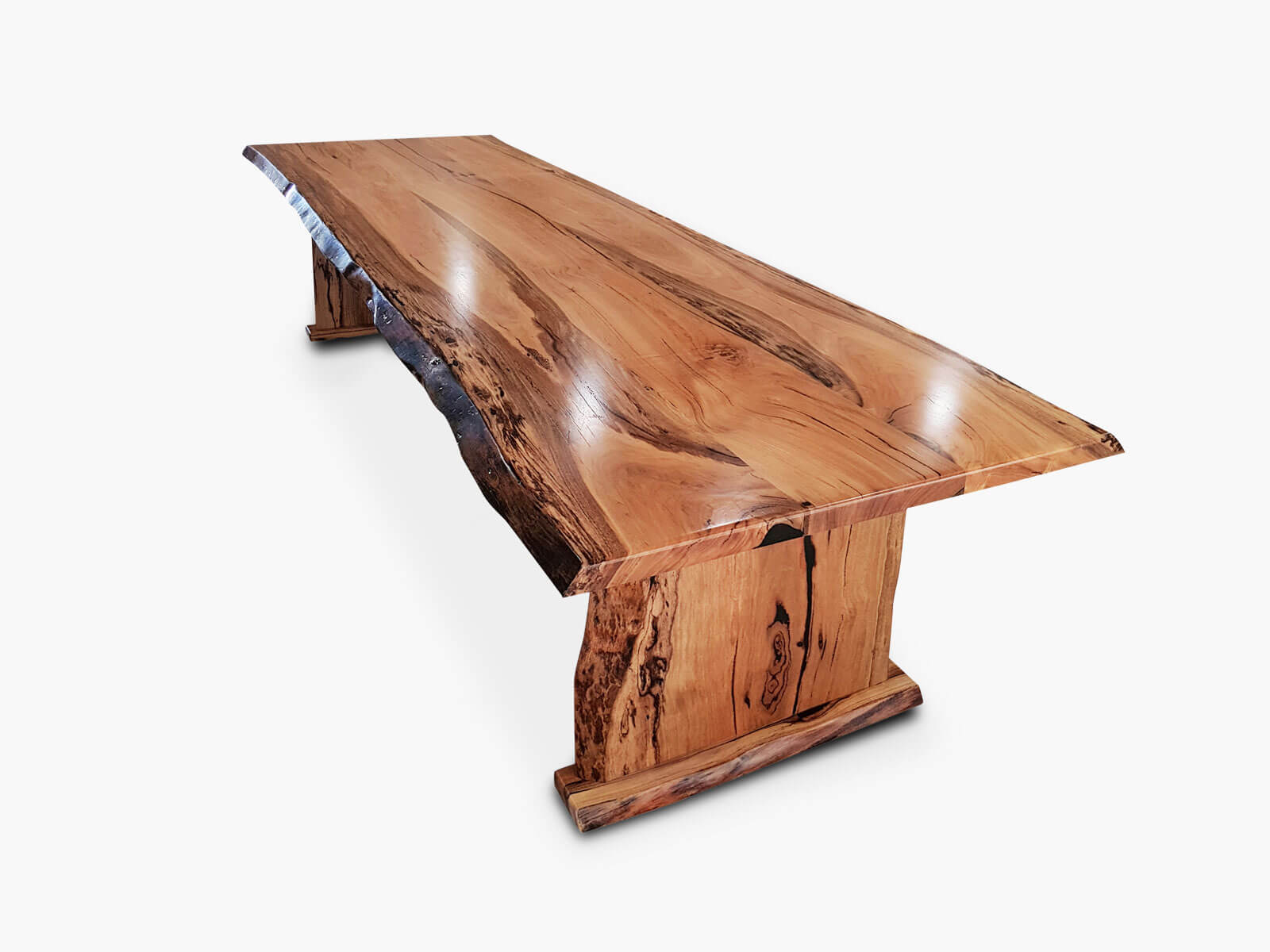 Bentley Live Edge Marri Dining Table