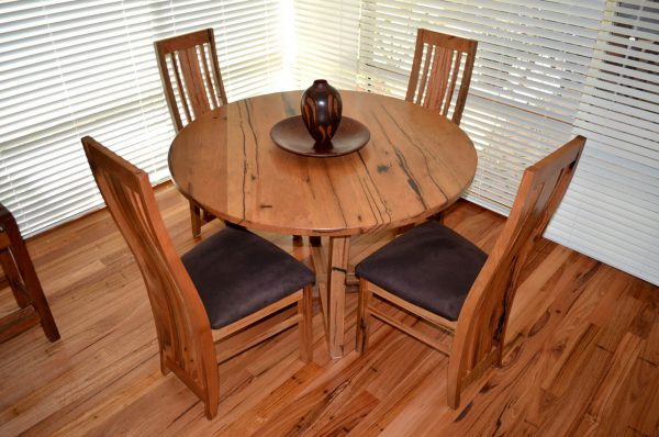 Bremer-Bay-Round-Dining-2 Timber Furniture