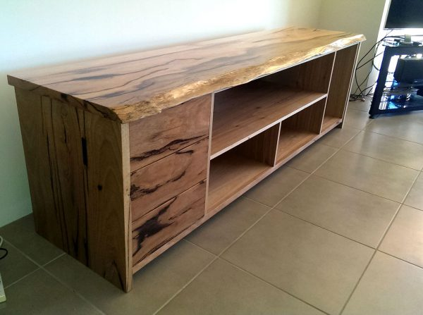 Bullsbrook Raw Edge TV Unit