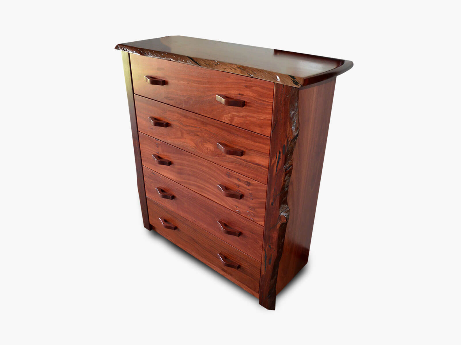 Byford-Raw-Tall-Boy Timber Furniture