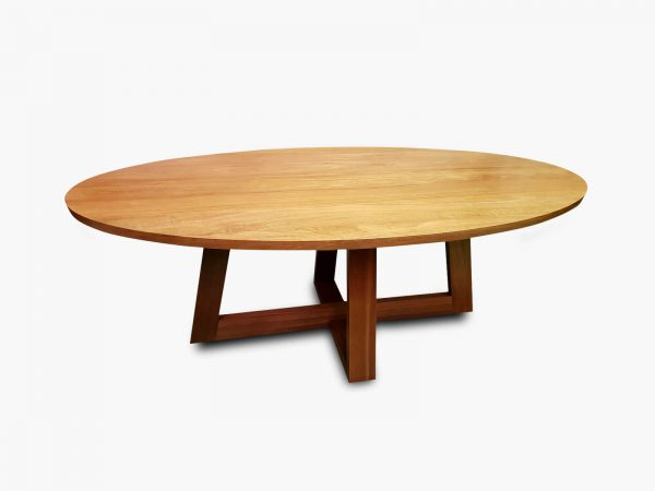 Capel-Oval-Dining-2 Timber Furniture