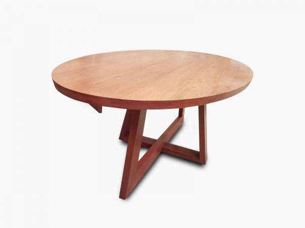 Capel Oval Tasmanian Oak Dining Table