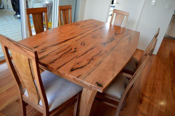 Claremont-Dining-4 Timber Furniture