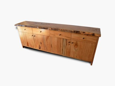 Live Edge Buffet Furniture
