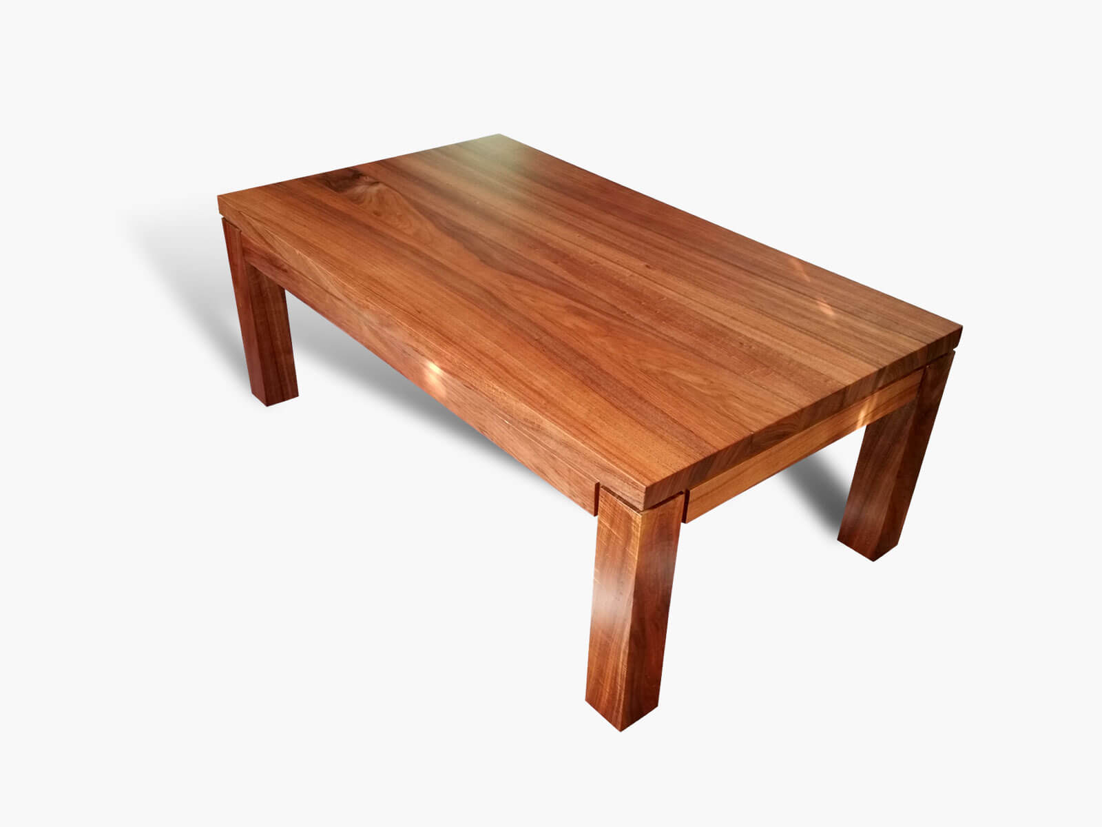 Doonan Blackwood Timber Coffee Table