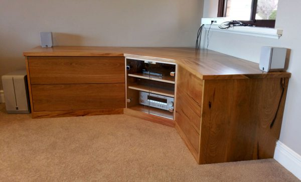 Doubleview-Corner-TV-4 Timber Furniture