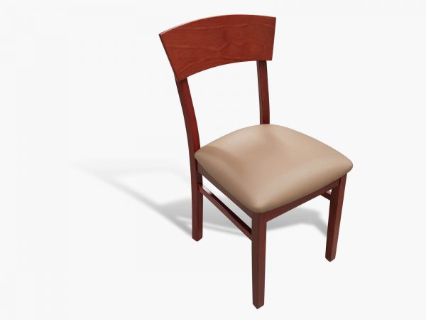 Flaxton-Dining-Chair-Jarrah Timber Furniture