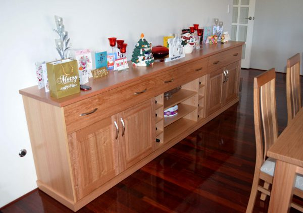 Harrisdale-Buffet-3 Timber Furniture