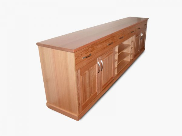 Harrisdale-Buffet-4 Timber Furniture