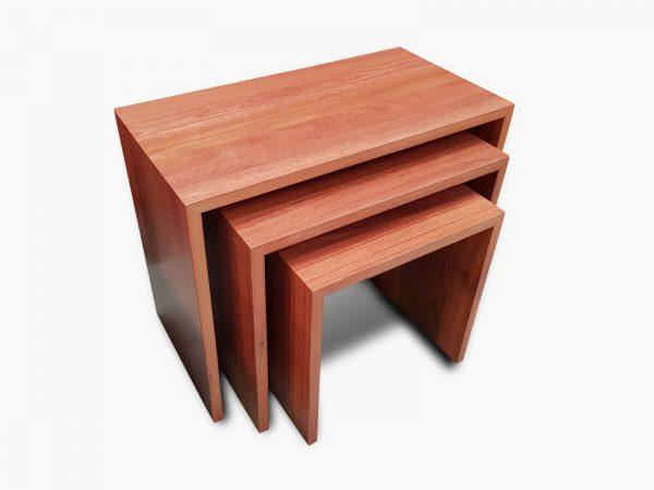 Jarrah-Nest-Tables-20-2 Timber Furniture