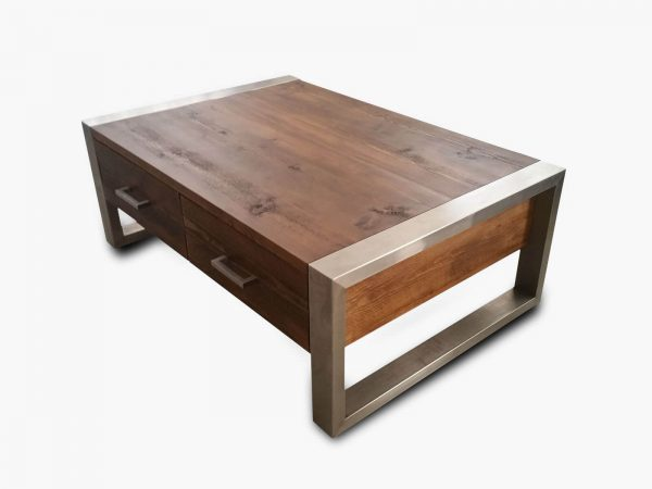Landsdale-Coffee Timber Furniture