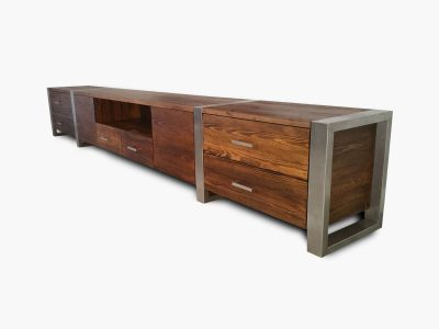 Tasmanian Blackwood TV Entertainment Units