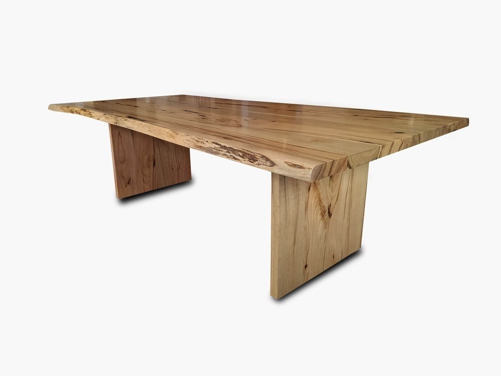 Mahogany Creek Raw Edge Marri Dining Table