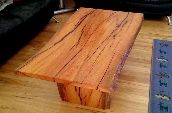 Mapleton Sheoak Raw Coffee Table