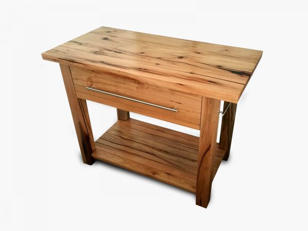 Marri-Island-Mobile-Bench Timber Furniture