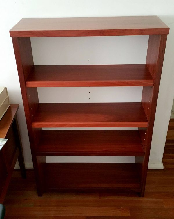 Maylands-Bookcase-3 Timber Furniture