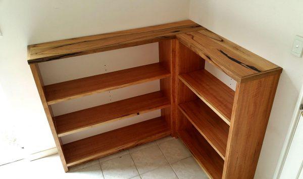 Maylands-Corner-Bookcase-4 Timber Furniture