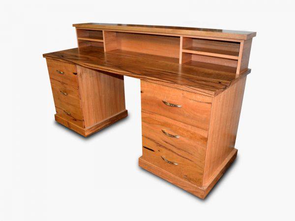 Maylands-Desk-Hutch Timber Furniture