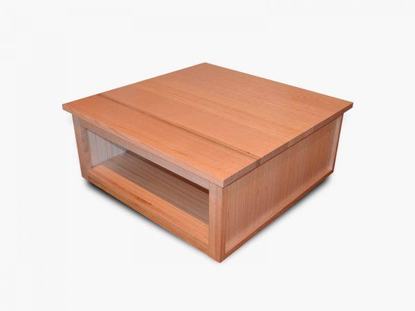 Napier-Square-Coffee Timber Furniture