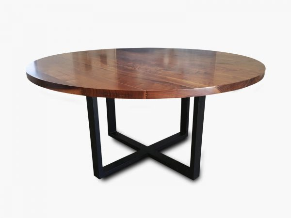 Noosaville Tasmanian Blackwood Round Dining Table