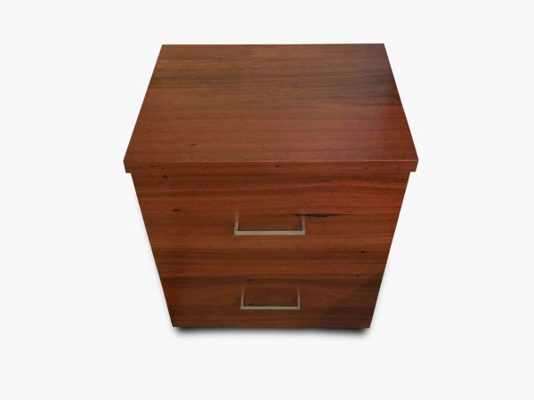 North-Beach-Bedside-Drawer-2 Timber Furniture