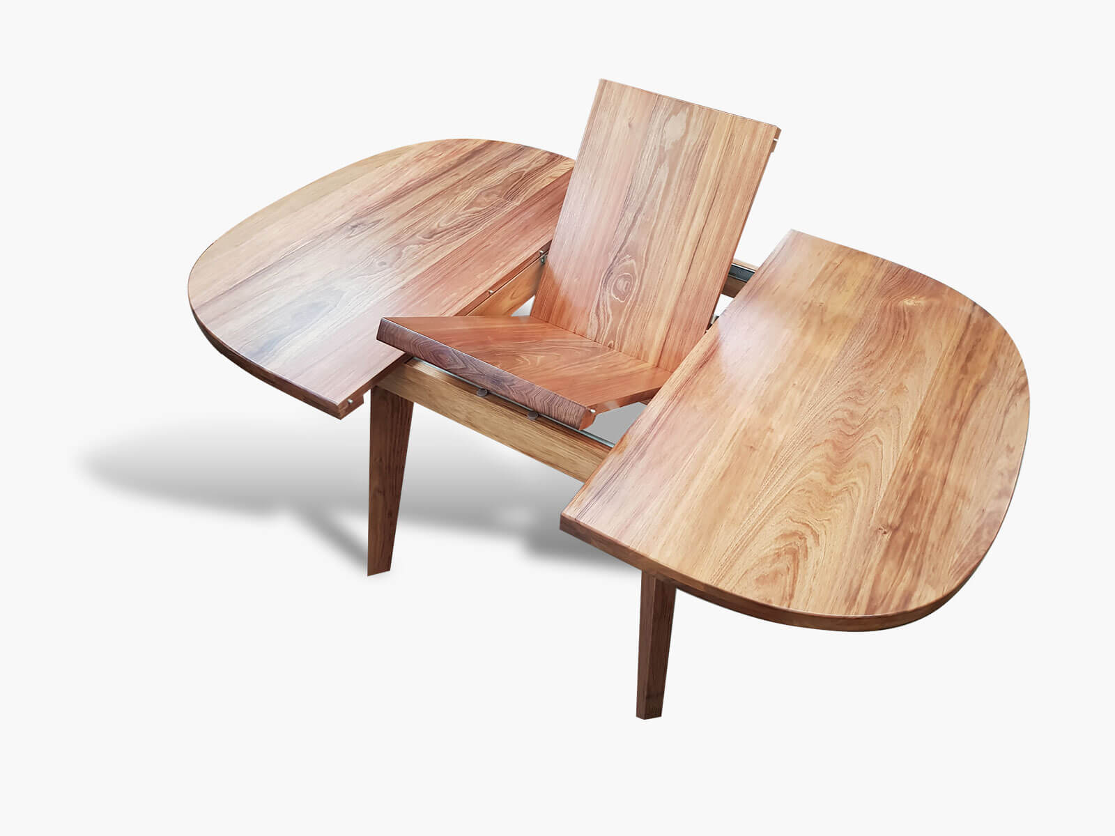 Retro-Rounded-Extension Timber Furniture