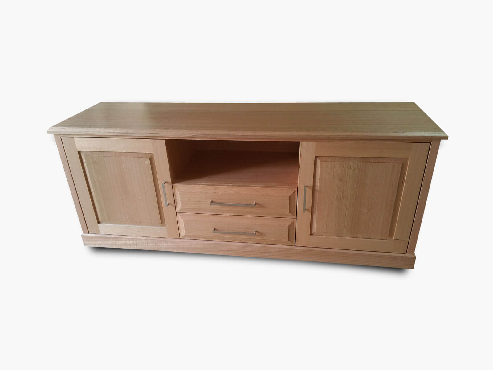 Southlake Oak TV Unit