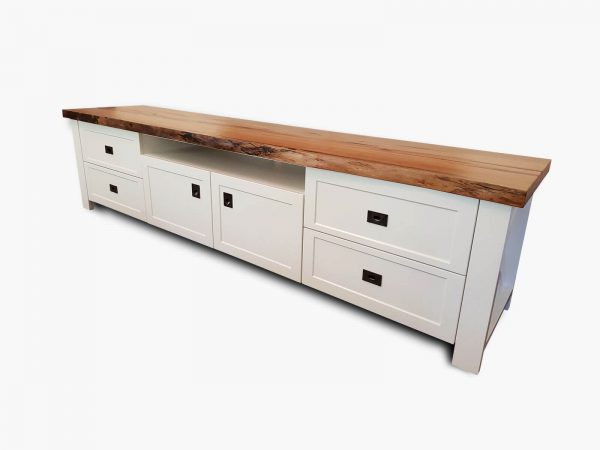 Sunrise-BeachNatural-Raw-Two-Pac-TV Timber Furniture