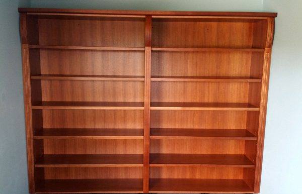 Toodyay-Bookcase-3 Timber Furniture
