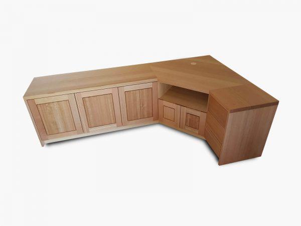 Wembley-Corner-TV-2 Timber Furniture
