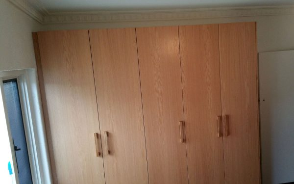 Wembley Veneer Wardrobe