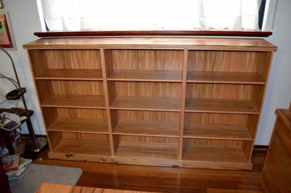 Yandina-Bookcase-2 Timber Furniture
