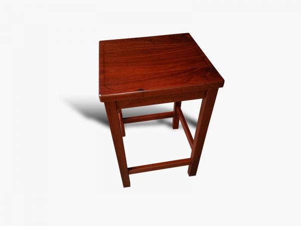 Kenmore-Jarrah-Barstool Timber Furniture