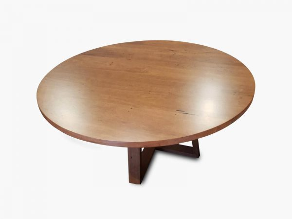 Timbeerwah Round Blackbutt Dining Table